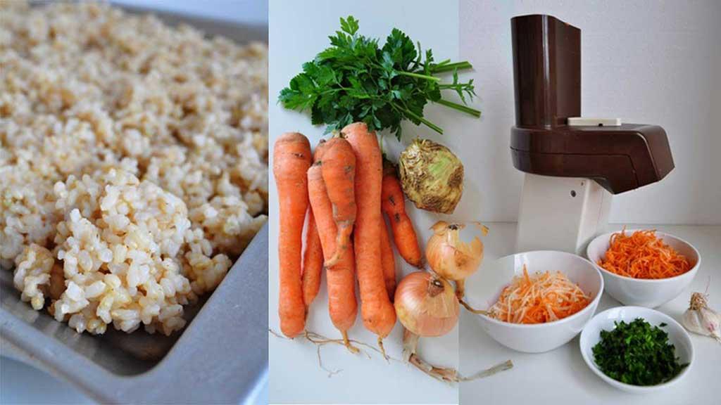 veggie Ingredients
