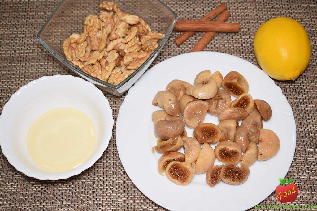 Fig truffels