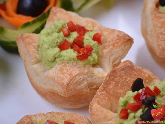 Light Avocado Pastry